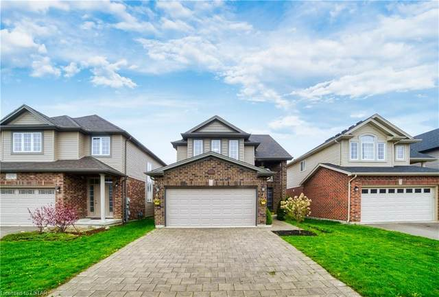 2237 Buroak Drive, London, ON N6G 0L3 (MLS #40109035) :: Forest Hill Real Estate Collingwood