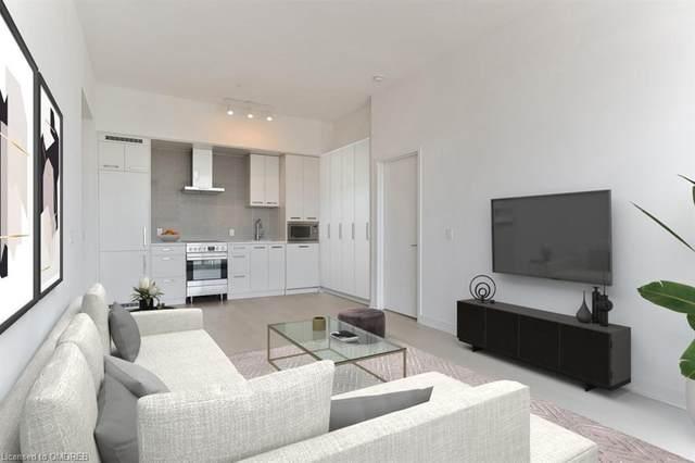 455 Front Street E N1111, Toronto, ON M5A 0G2 (MLS #40109053) :: Envelope Real Estate Brokerage Inc.