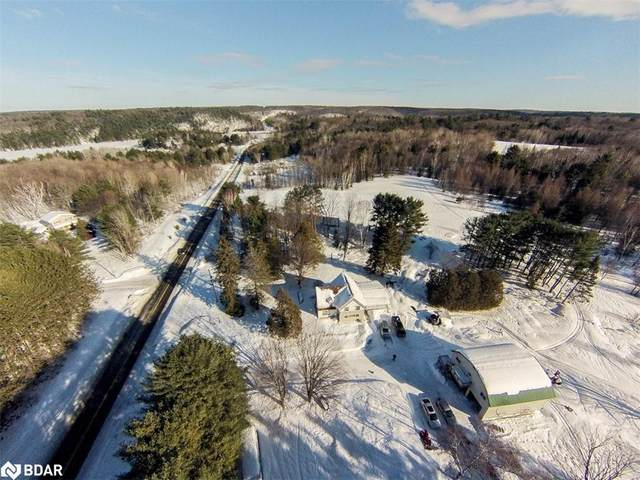 261 518 Highway, Seguin, ON P2A 0B2 (MLS #40109088) :: Forest Hill Real Estate Collingwood