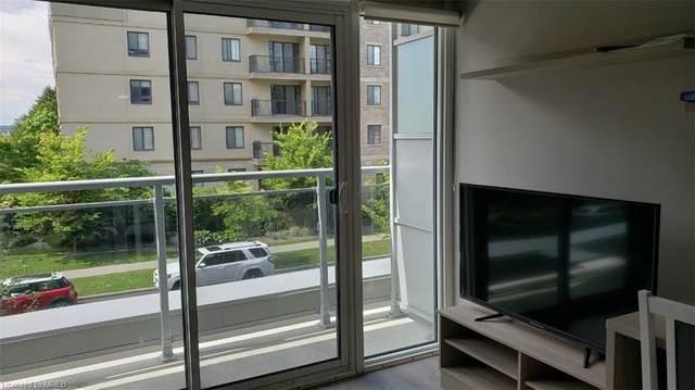 308 Lester Street Street #212, Waterloo, ON N2L 3W6 (MLS #40109253) :: Envelope Real Estate Brokerage Inc.