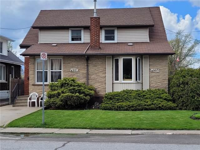 4905 Sixth Avenue, Niagara Falls, ON L2E 4V1 (MLS #40109261) :: Envelope Real Estate Brokerage Inc.