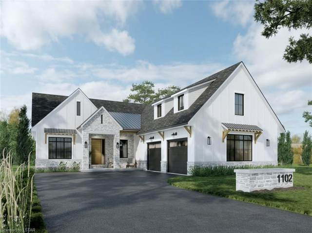 LOT 11 Martin Road, Delaware, ON N0L 1E0 (MLS #40109293) :: Envelope Real Estate Brokerage Inc.