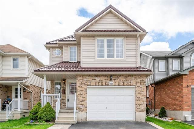 209 Mountain Laurel Crescent, Kitchener, ON N2E 4B6 (MLS #40109310) :: Forest Hill Real Estate Collingwood
