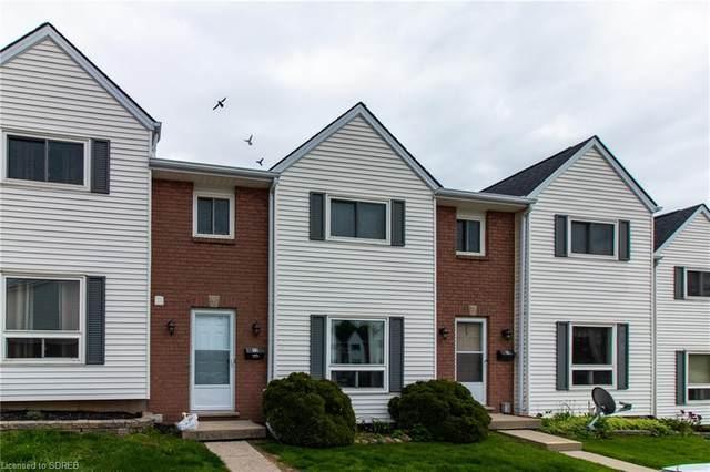 380 Quarterline Road #12, Tillsonburg, ON N4G 5L5 (MLS #40109409) :: Envelope Real Estate Brokerage Inc.