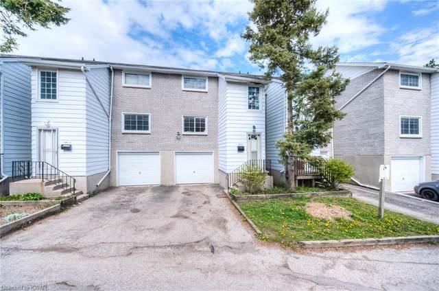 649 Albert Street #8, Waterloo, ON N2L 3V5 (MLS #40109420) :: Envelope Real Estate Brokerage Inc.