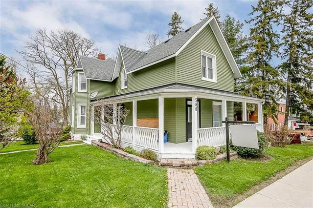 588 Hugel Avenue, Midland, ON L4R 1W2 (MLS #40109426) :: Envelope Real Estate Brokerage Inc.
