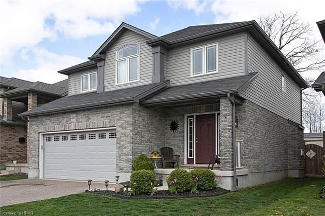 419 Champlain Avenue, Woodstock, ON N4V 0B3 (MLS #40109446) :: Envelope Real Estate Brokerage Inc.