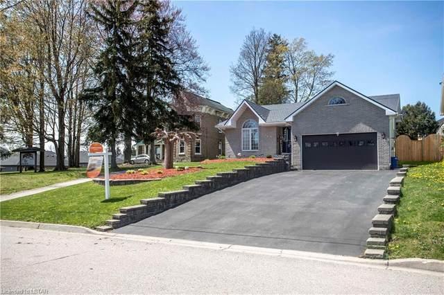 163 Mckeand Street, Ingersoll, ON N5C 3J1 (MLS #40109571) :: Envelope Real Estate Brokerage Inc.