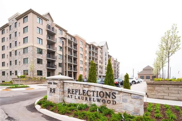 778 Laurelwood Drive #608, Waterloo, ON N2V 0G3 (MLS #40109601) :: Envelope Real Estate Brokerage Inc.