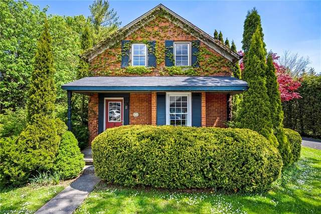 46 Napier Street W, Thornbury, ON N0H 2P0 (MLS #40109664) :: Forest Hill Real Estate Collingwood