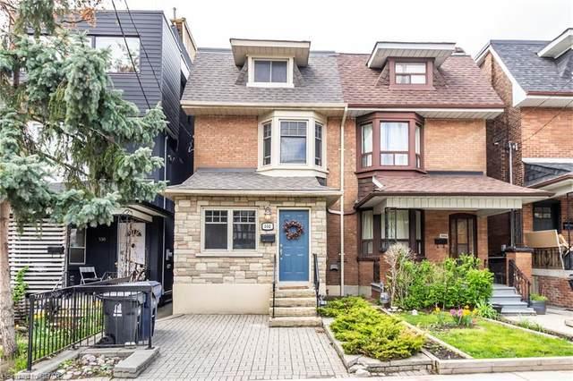 552 Christie Street, Toronto, ON M6G 3E2 (MLS #40109748) :: Envelope Real Estate Brokerage Inc.