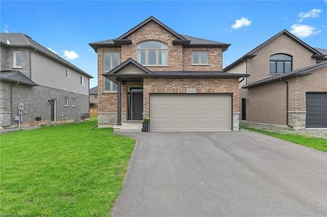 9435 Eagle Ridge Drive, Niagara Falls, ON L2H 0G3 (MLS #40109774) :: Envelope Real Estate Brokerage Inc.