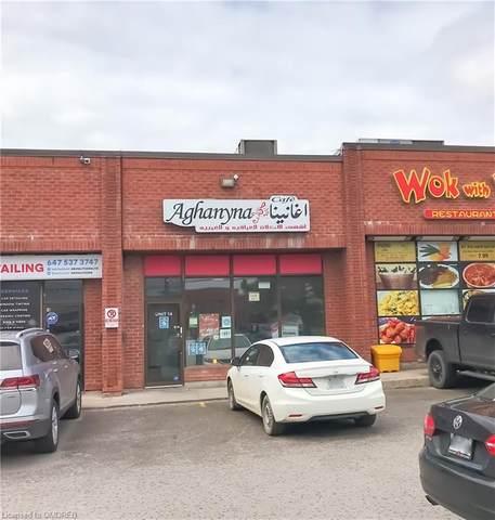 4000 Steeles Avenue W #14, Woodbridge, ON L4L 4V9 (MLS #40109840) :: Envelope Real Estate Brokerage Inc.