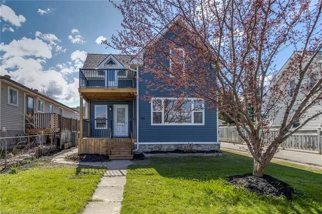 66 Fourth Street, Midland, ON L4R 3S8 (MLS #40109846) :: Forest Hill Real Estate Inc Brokerage Barrie Innisfil Orillia