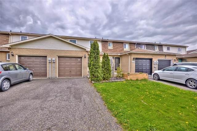23 Romy Crescent, Thorold, ON L2V 4L1 (MLS #40109891) :: Envelope Real Estate Brokerage Inc.