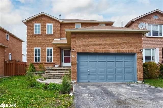 14 Cuthbert Street, Barrie, ON L4N 6X7 (MLS #40110017) :: Forest Hill Real Estate Inc Brokerage Barrie Innisfil Orillia