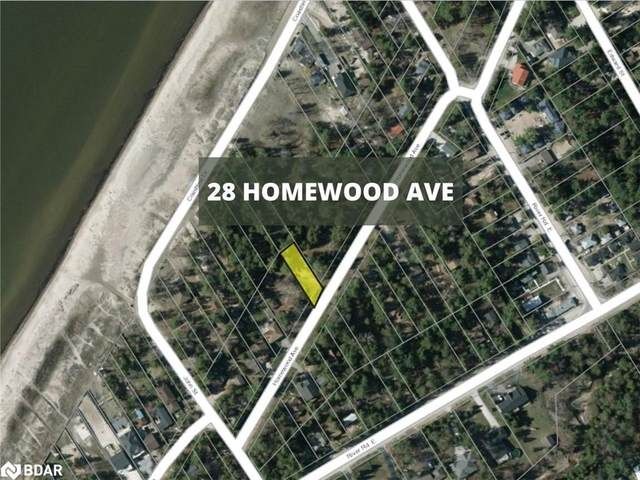 28 Homewood Avenue, Wasaga Beach, ON L9Z 2M2 (MLS #40110132) :: Envelope Real Estate Brokerage Inc.