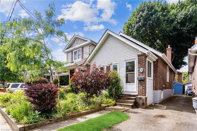 16 Newmarket Avenue, Toronto, ON M4C 1V7 (MLS #40110179) :: Envelope Real Estate Brokerage Inc.