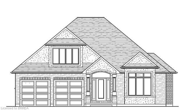 LOT 16 Cumberland Street, Brantford, ON N3S 7J6 (MLS #40110216) :: Forest Hill Real Estate Collingwood