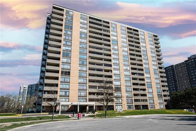 40 Panorama Court, Toronto, ON M9V 4M1 (MLS #40110406) :: Envelope Real Estate Brokerage Inc.