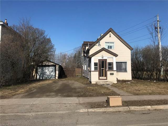 267 Huron Street, Sault Ste. Marie, ON P6A 1R6 (MLS #40110757) :: Forest Hill Real Estate Collingwood