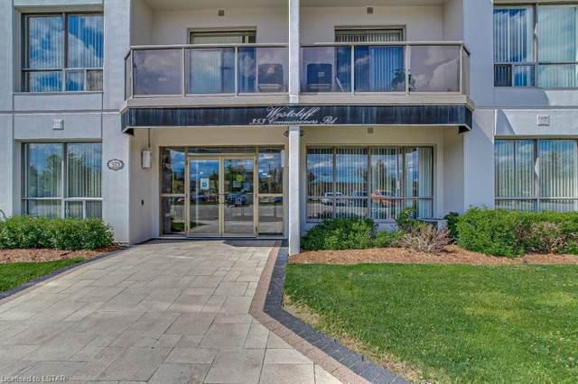 353 Commissioners Road W #1015, London, ON N6J 0A3 (MLS #40111541) :: Envelope Real Estate Brokerage Inc.
