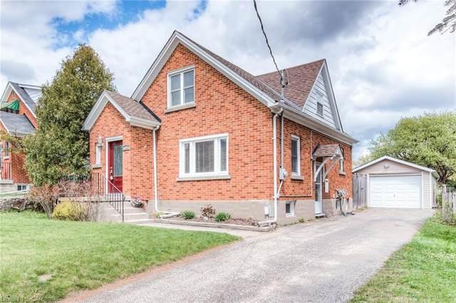 498 East Avenue, Kitchener, ON N2H 1Z8 (MLS #40111575) :: Forest Hill Real Estate Collingwood