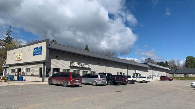 55 Main Street S #3, Milverton, ON N0K 1M0 (MLS #40111601) :: Forest Hill Real Estate Collingwood