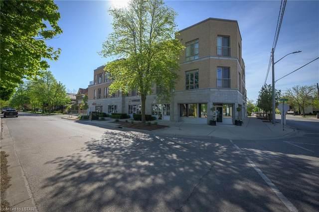 162 Wortley Road #207, London, ON N6C 3P7 (MLS #40111685) :: Envelope Real Estate Brokerage Inc.