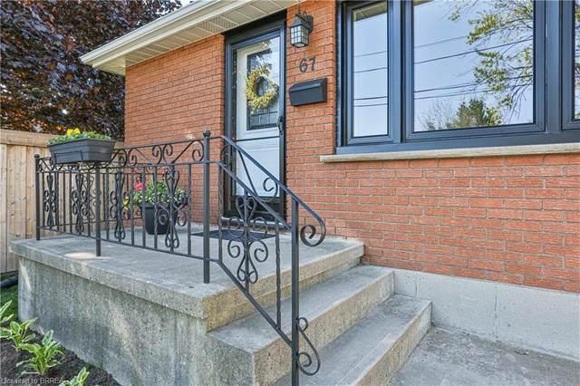 67 Dublin Street, Brantford, ON N3R 2E5 (MLS #40111979) :: Envelope Real Estate Brokerage Inc.