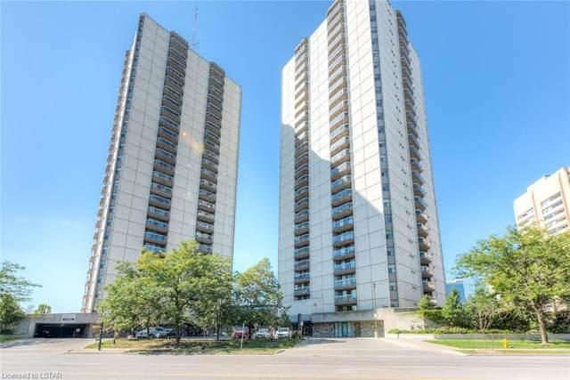 363 Colborne Street #1702, London, ON N6B 3N3 (MLS #40112055) :: Envelope Real Estate Brokerage Inc.