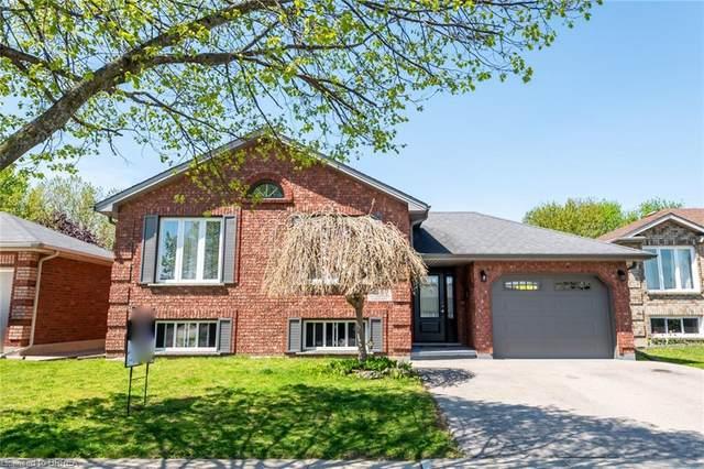 65 Childerhose Crescent, Brantford, ON N3P 1Z7 (MLS #40112073) :: Envelope Real Estate Brokerage Inc.