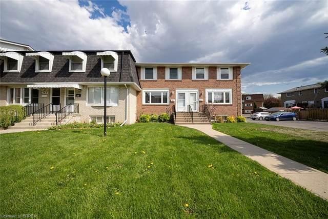 26 Coachwood Road #2, Brantford, ON N3R 3R4 (MLS #40112316) :: Envelope Real Estate Brokerage Inc.
