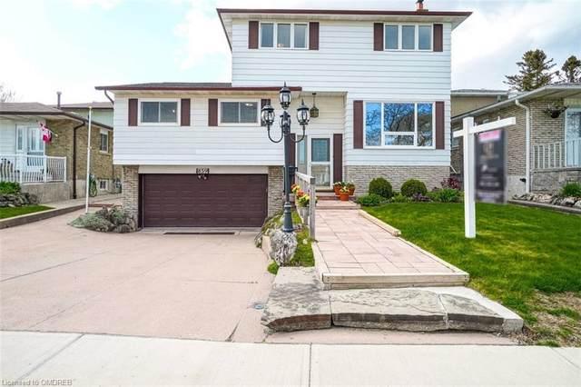 859 Forestwood Drive, Mississauga, ON L5C 1G6 (MLS #40112468) :: Envelope Real Estate Brokerage Inc.