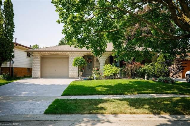 28 Wedgewood Drive, Brantford, ON N3R 6J3 (MLS #40112540) :: Envelope Real Estate Brokerage Inc.