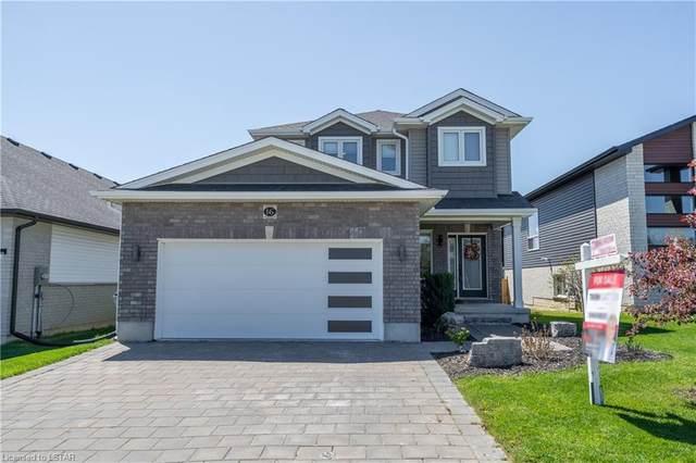 16 Connor Avenue, Strathroy, ON N7G 0E8 (MLS #40113064) :: Envelope Real Estate Brokerage Inc.
