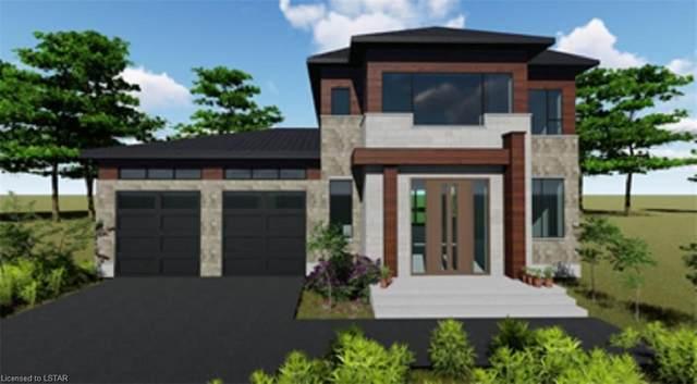 LOT 8 The Enclave Street, Talbotville, ON N0L 2K0 (MLS #40113577) :: Forest Hill Real Estate Collingwood