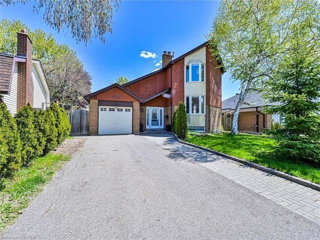6939 Shelter Bay Road, Mississauga, ON L5N 1T9 (MLS #40113971) :: Envelope Real Estate Brokerage Inc.