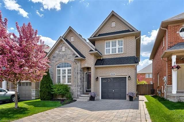 2124 Brookhaven Crescent, Oakville, ON L6M 5B8 (MLS #40114016) :: Envelope Real Estate Brokerage Inc.