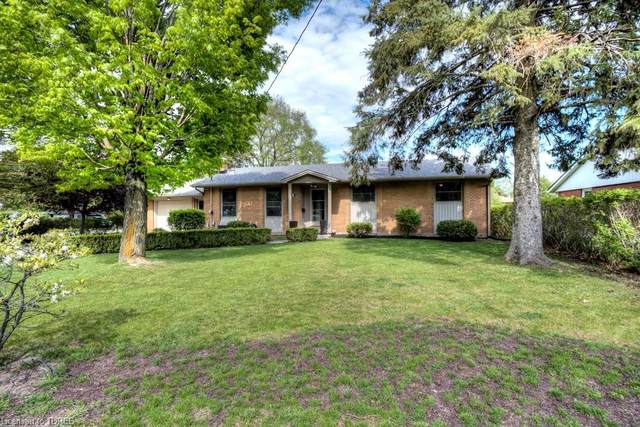 34 Charlotte Avenue, Tillsonburg, ON N4G 4C3 (MLS #40114080) :: Envelope Real Estate Brokerage Inc.