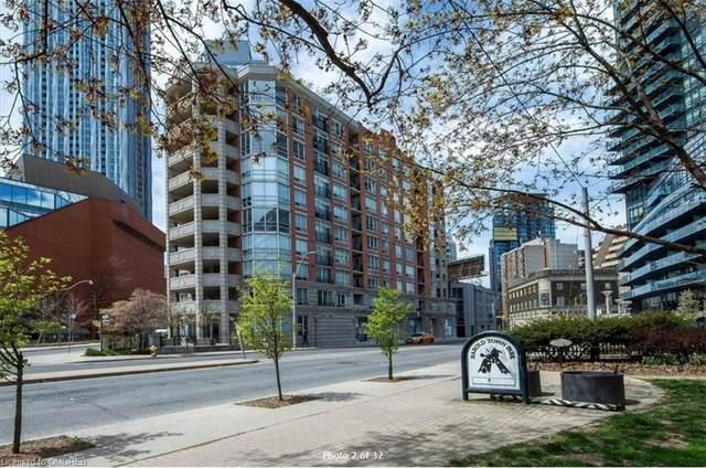 20 Collier Street #302, Toronto, ON M4W 3Y4 (MLS #40114344) :: Envelope Real Estate Brokerage Inc.