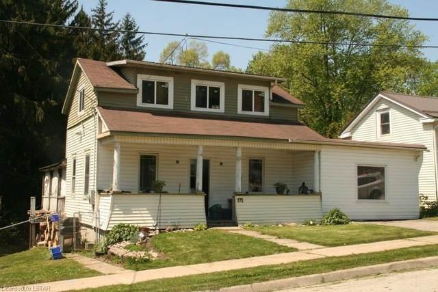 173 John Street, Ingersoll, ON N5C 3G1 (MLS #40114571) :: Envelope Real Estate Brokerage Inc.