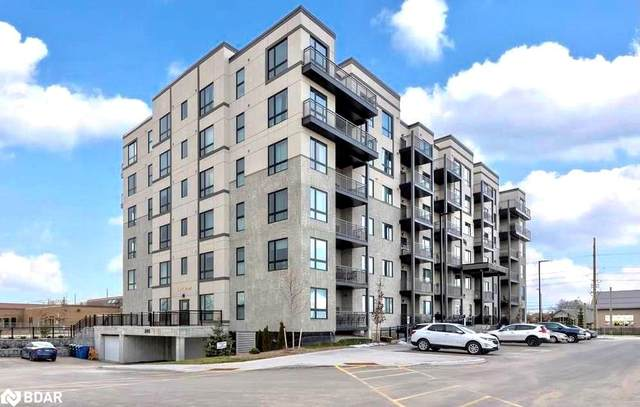 295 Cundles Road E #406, Barrie, ON L4M 4S5 (MLS #40114740) :: Forest Hill Real Estate Inc Brokerage Barrie Innisfil Orillia