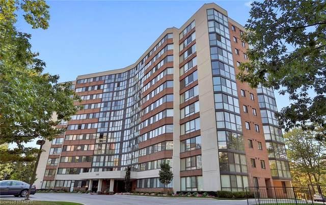 1240 Marlborough Court #806, Oakville, ON L6H 3K7 (MLS #40114887) :: Envelope Real Estate Brokerage Inc.