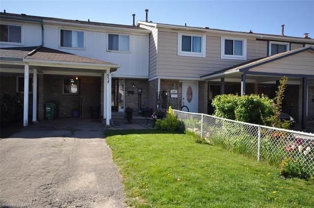 185 Royal Salisbury Way, Brampton, ON L6V 3J5 (MLS #40114929) :: Envelope Real Estate Brokerage Inc.