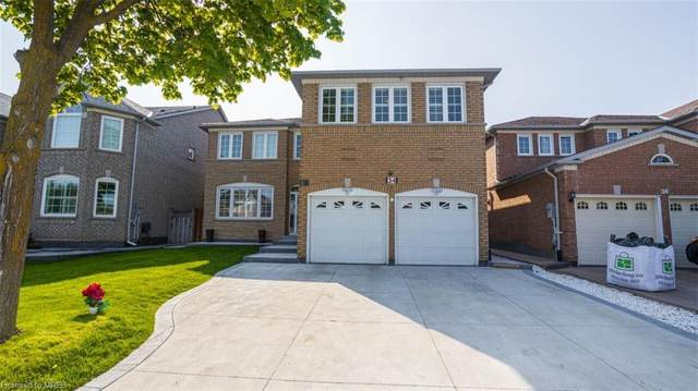 34 Blue Oak Avenue, Brampton, ON L6R 1B5 (MLS #40115036) :: Envelope Real Estate Brokerage Inc.