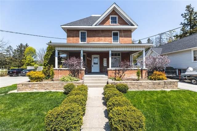624 6TH Street E, Owen Sound, ON N4K 1G3 (MLS #40115109) :: Forest Hill Real Estate Collingwood