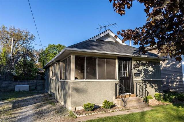 8 Shelley Avenue, St. Catharines, ON L2N 5L5 (MLS #40115151) :: Envelope Real Estate Brokerage Inc.
