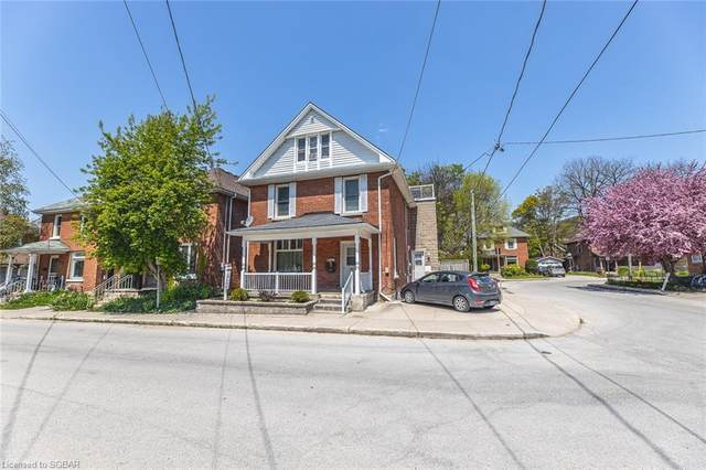 514 8TH A Street E, Owen Sound, ON N4K 1M8 (MLS #40115211) :: Forest Hill Real Estate Collingwood