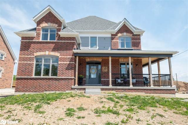 38 Nelson Street, Creemore, ON L0M 1G0 (MLS #40115226) :: Forest Hill Real Estate Collingwood